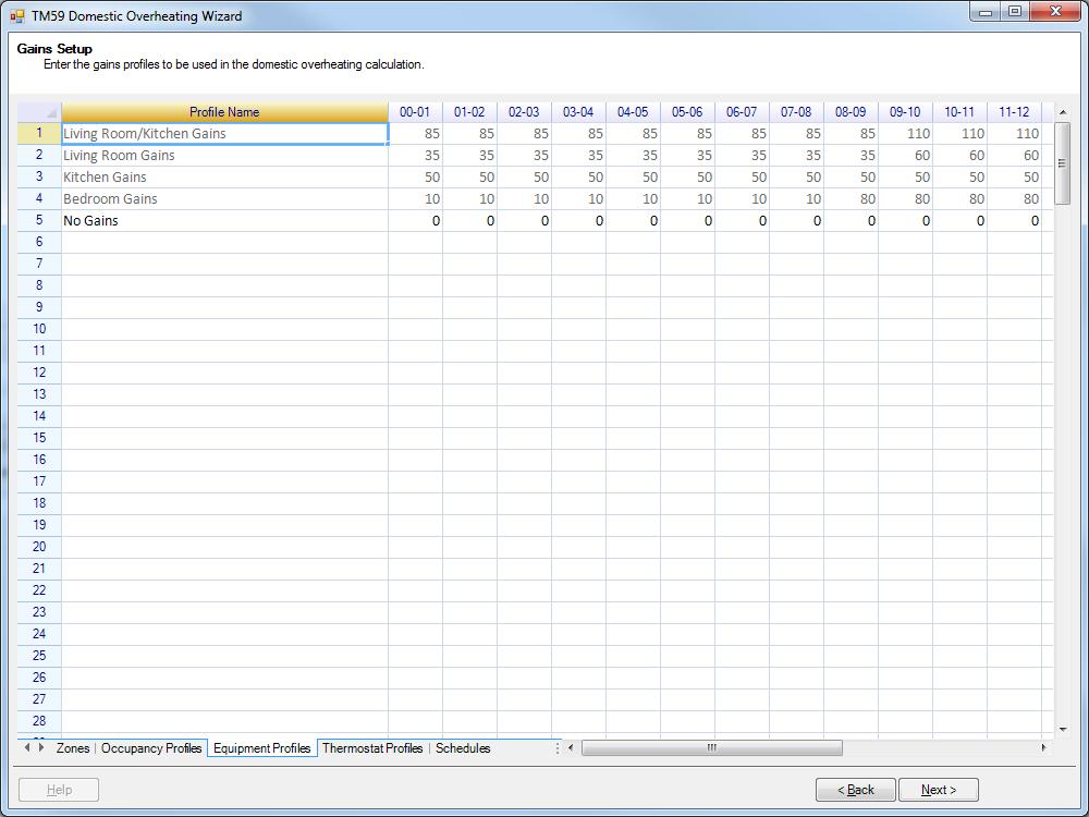 Gains Setup Tm59 Wizard 942 Documentation. Worksheet. Name Worksheet Wizard At Mspartners.co