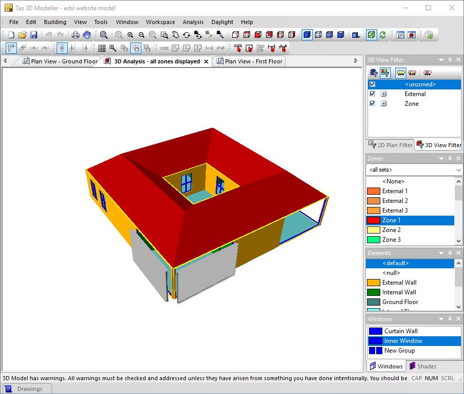 3DAnalysisModel